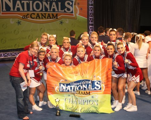 Cheerleading National Champions