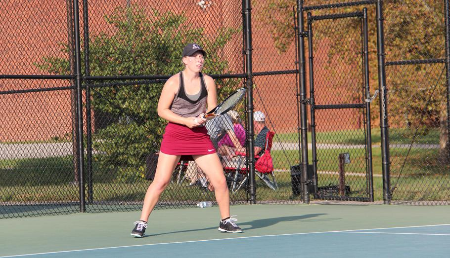 Women's Tennis Has Successful Weekend at RSC Fall Invite