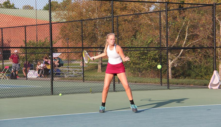 Women's Tennis Downs Kentucky Wesleyan 8-1