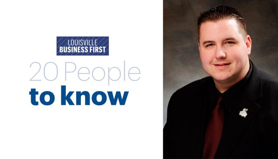 Glover Named To Louisville Business First's 20 People To Know In Sports Business