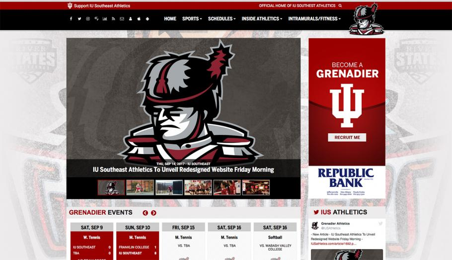IU Southeast Launches Revamped Website