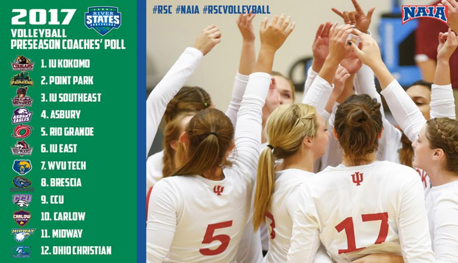 Grenadiers Picked 3rd In RSC Volleyball Coaches' Poll